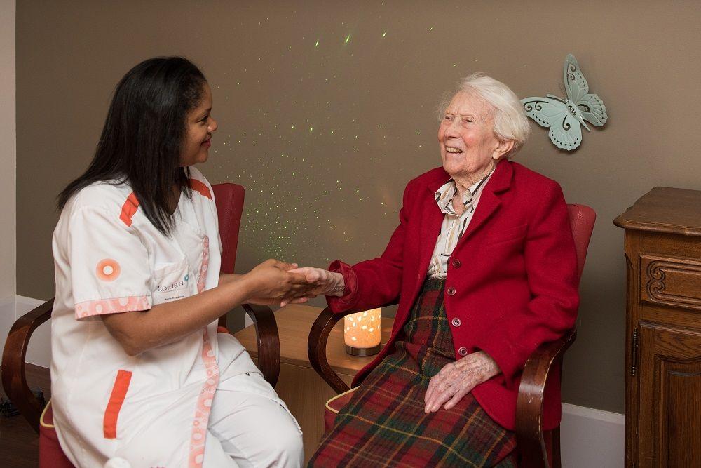 Les thérapies non-médicamenteuses proposées aux aînés ...